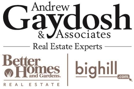 Andrew Gaydosh & Associates w/ Better Homes and Gardens Real Estate