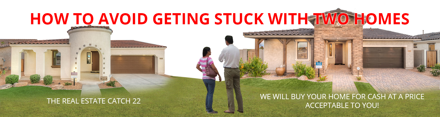 How to Avoid Getting Stuck with Two Homes | Realty Network Group