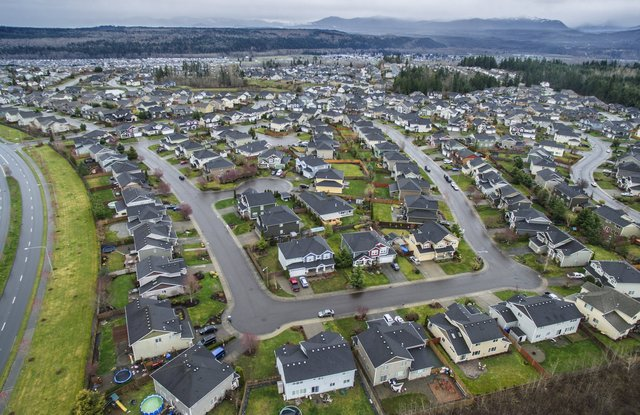 New residents pour in: Pierce, Snohomish counties see nation's biggest jump in movers