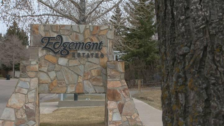 Edgemont, AB