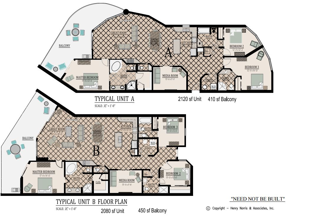 Floor Plans for Units.JPG
