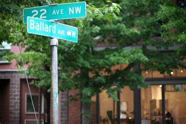 Ballard, WA