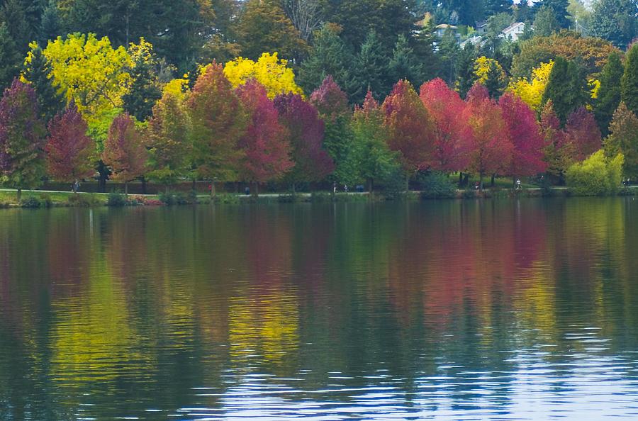 Green Lake, WA