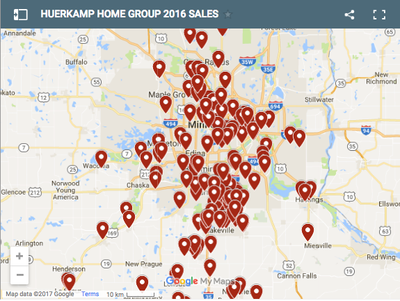 Sold By Huerkamp Home Group in 2016