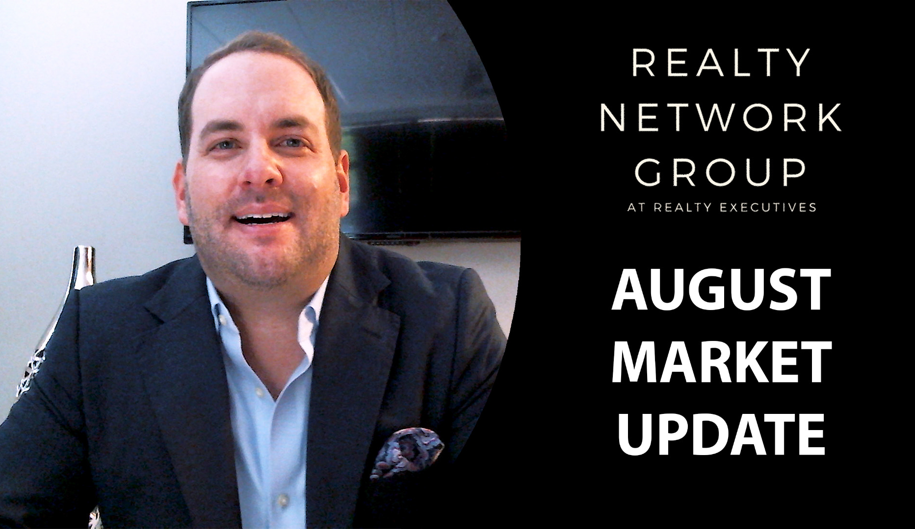 This August Market Update Is Hot off the Presses