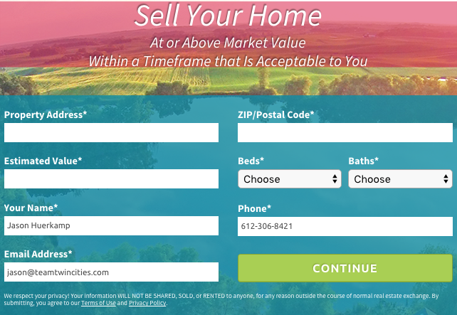 RET Sell Your Home