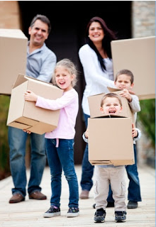 RET Moving House With Kids