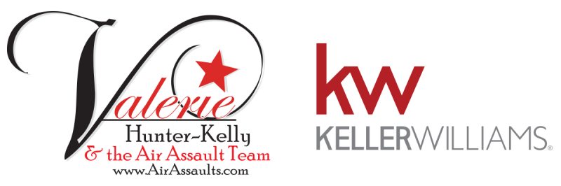 Valerie Hunter-Kelly and The Air Assault Team Keller Williams