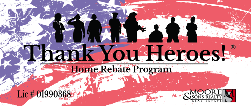 Thank You Heroes Home Search