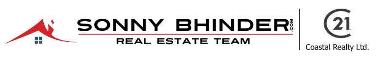 Sonny Bhinder Real Estate Team.