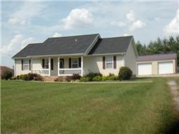 Super Location, Open Plan With Lots Of Hardwood!  175 Gammons Lane, Lafayette, TN.  37083