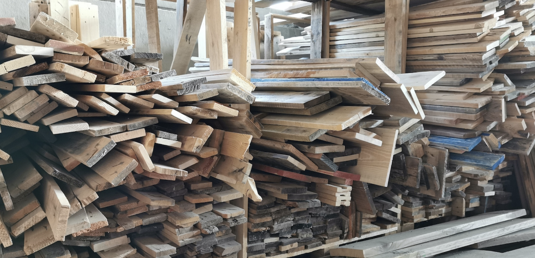 Lumber Prices Are Dropping Fast