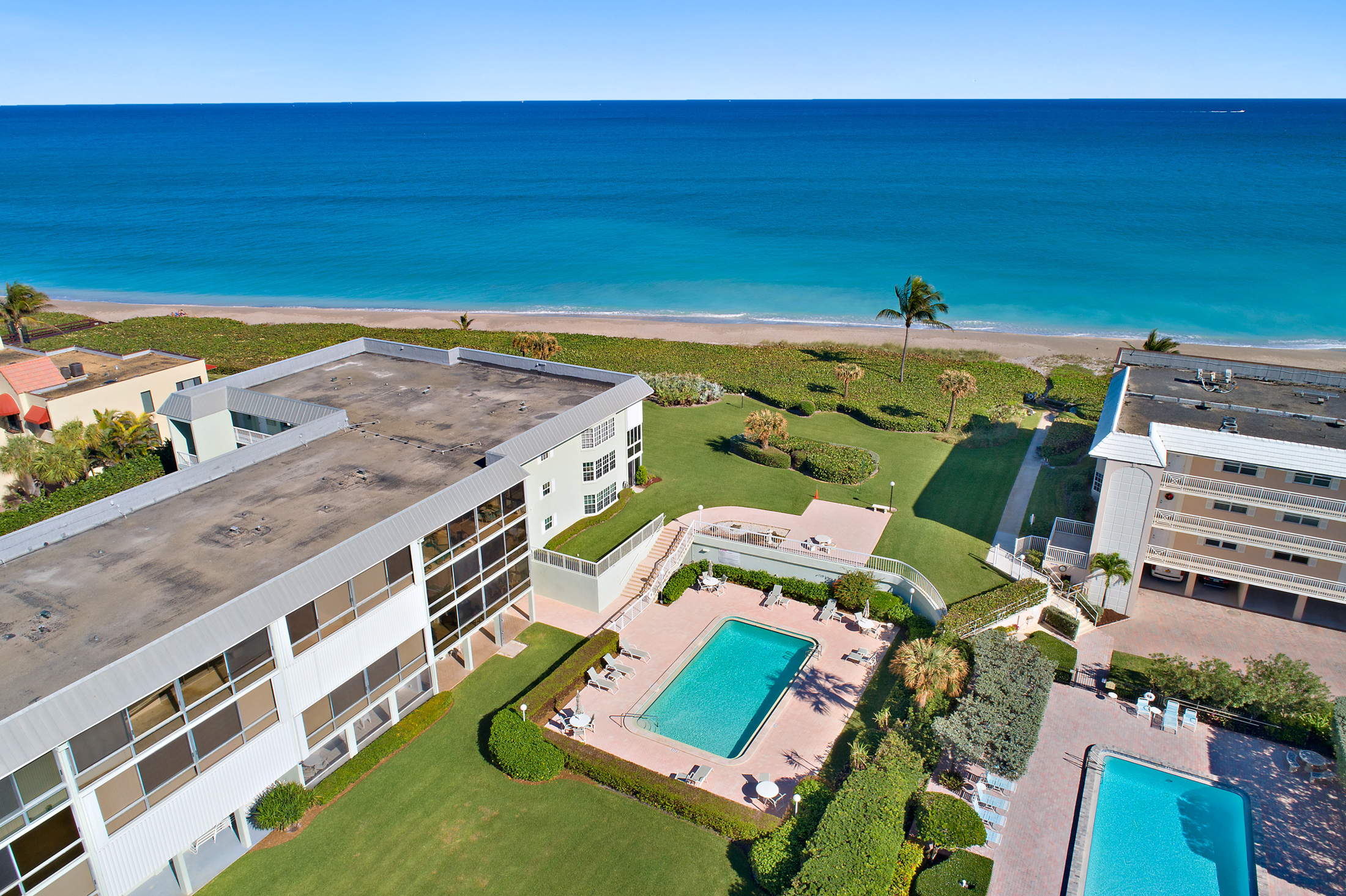 Just Listed! Renovated Juno Beach Condo with Beach Access!