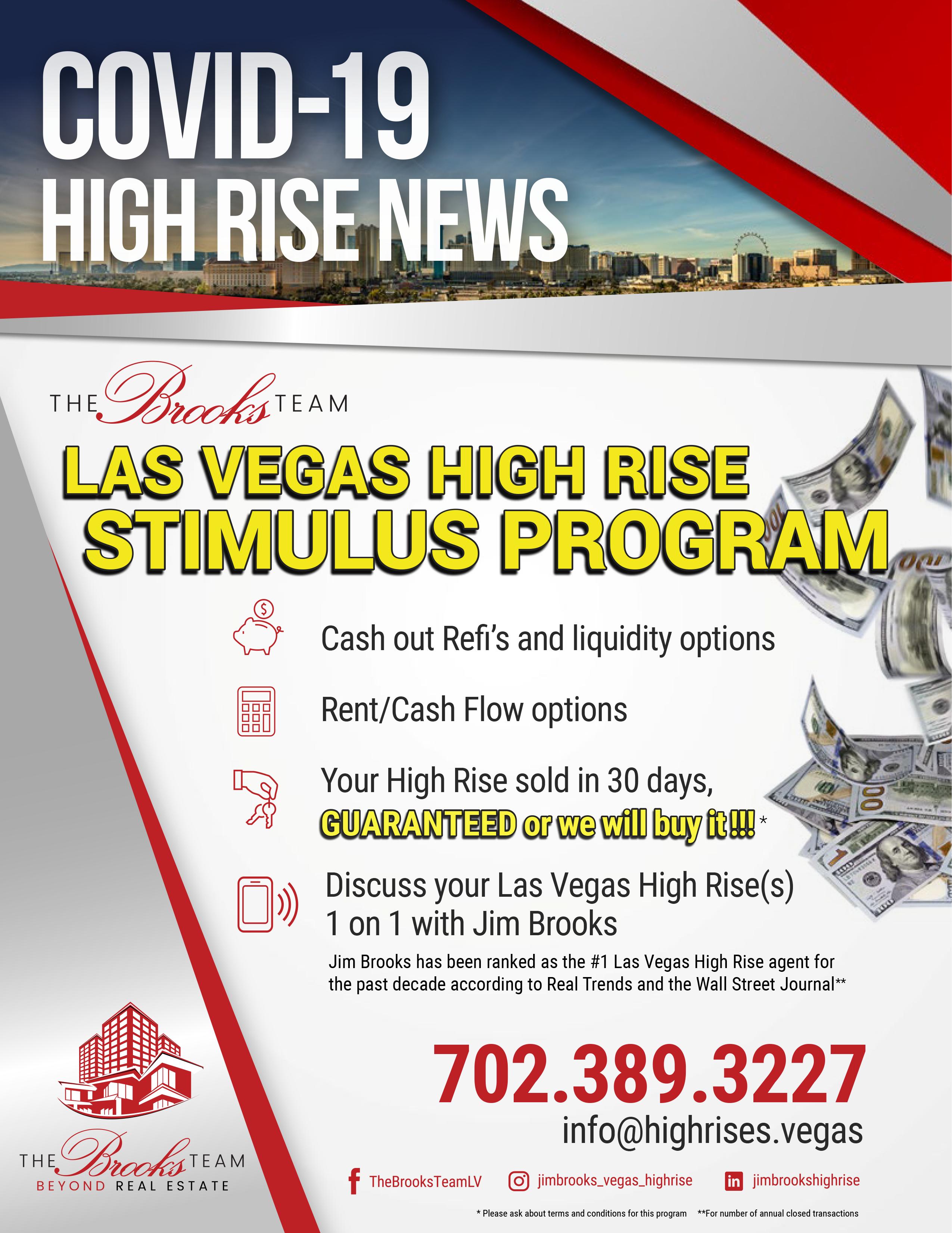 MGM Signature Owner Stimulus Program