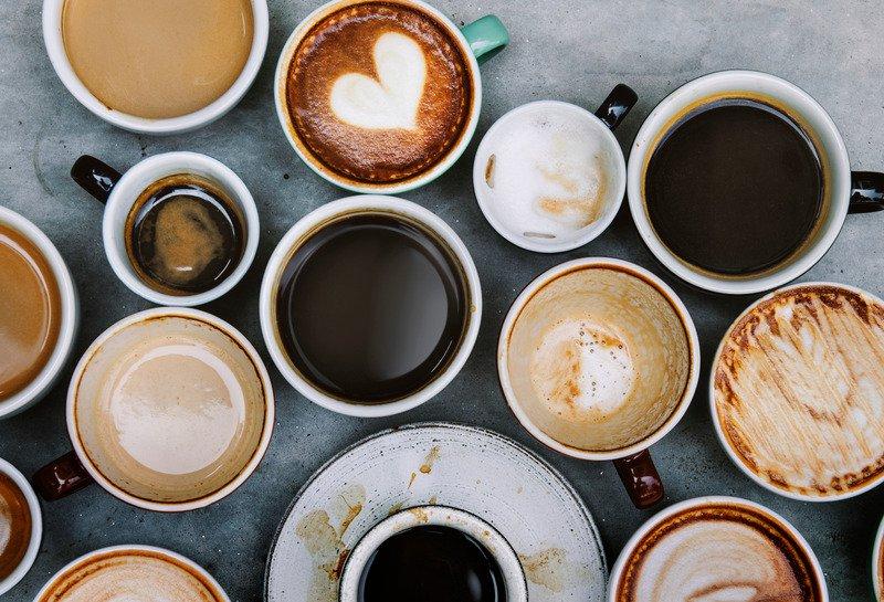 Pioneer Square is Coffee Heaven