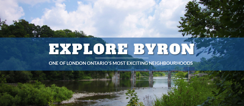 BYRON IN LONDON ONTARIO