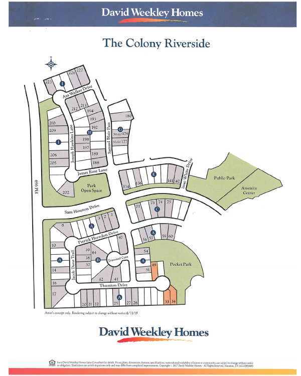 New Developments at The Colony Riverside