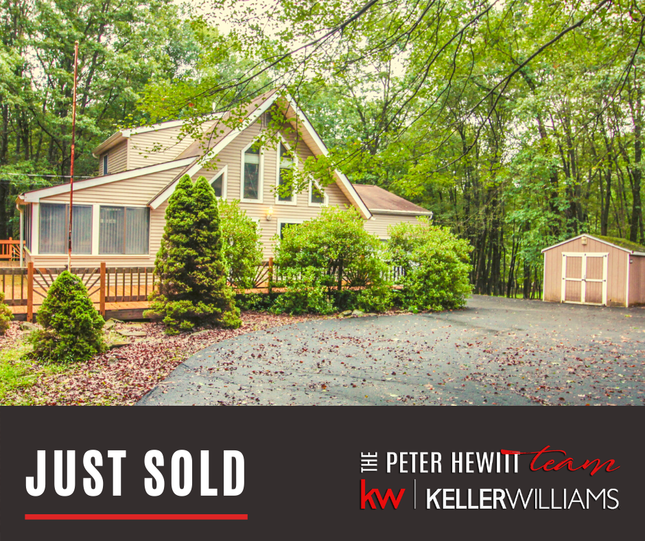 Albrightsville Home Just Sold within Indian Mt Lakes!