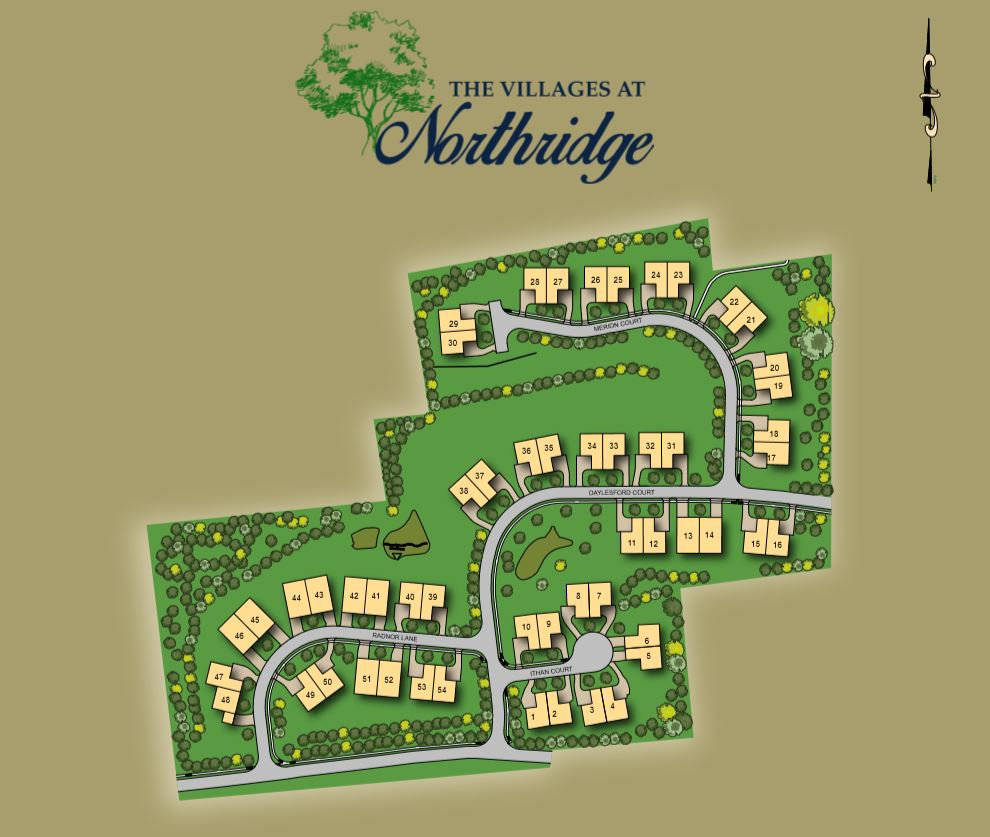 Villages at Northridge Site Plan jpeg.JPG