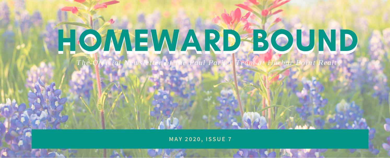 May Homeward Bound Newsletter