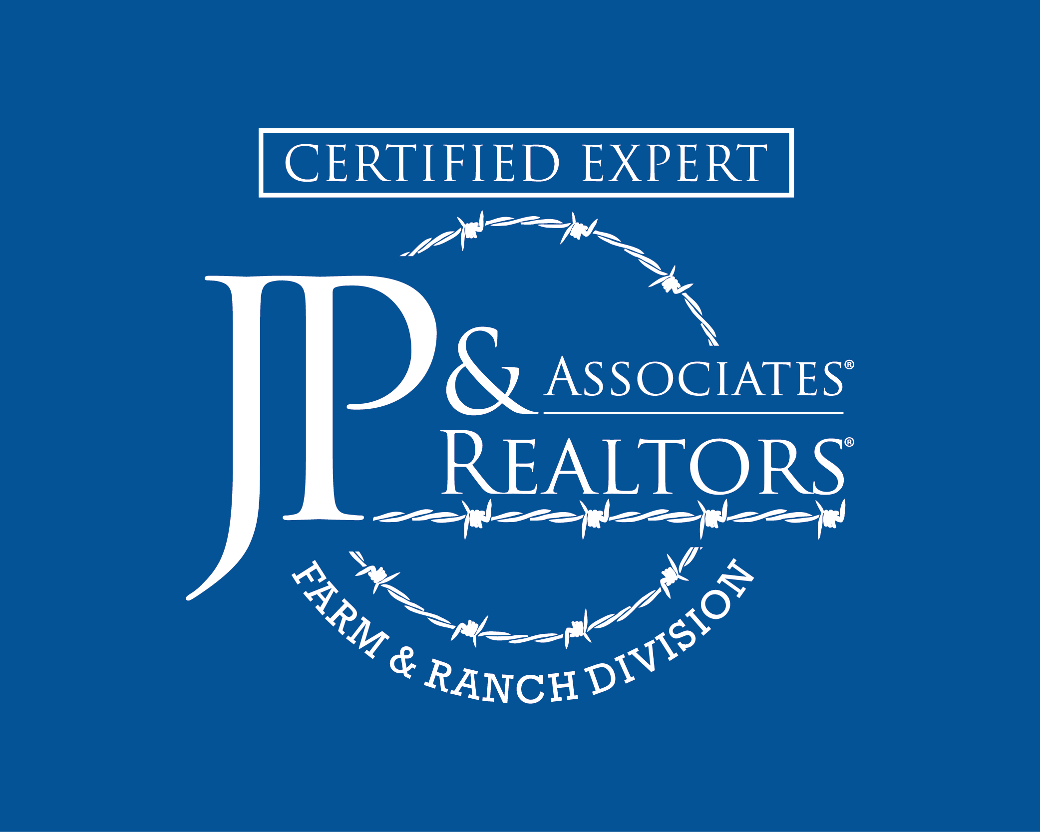 JP Farm and Ranch Logo Certified Expert - Blue.png