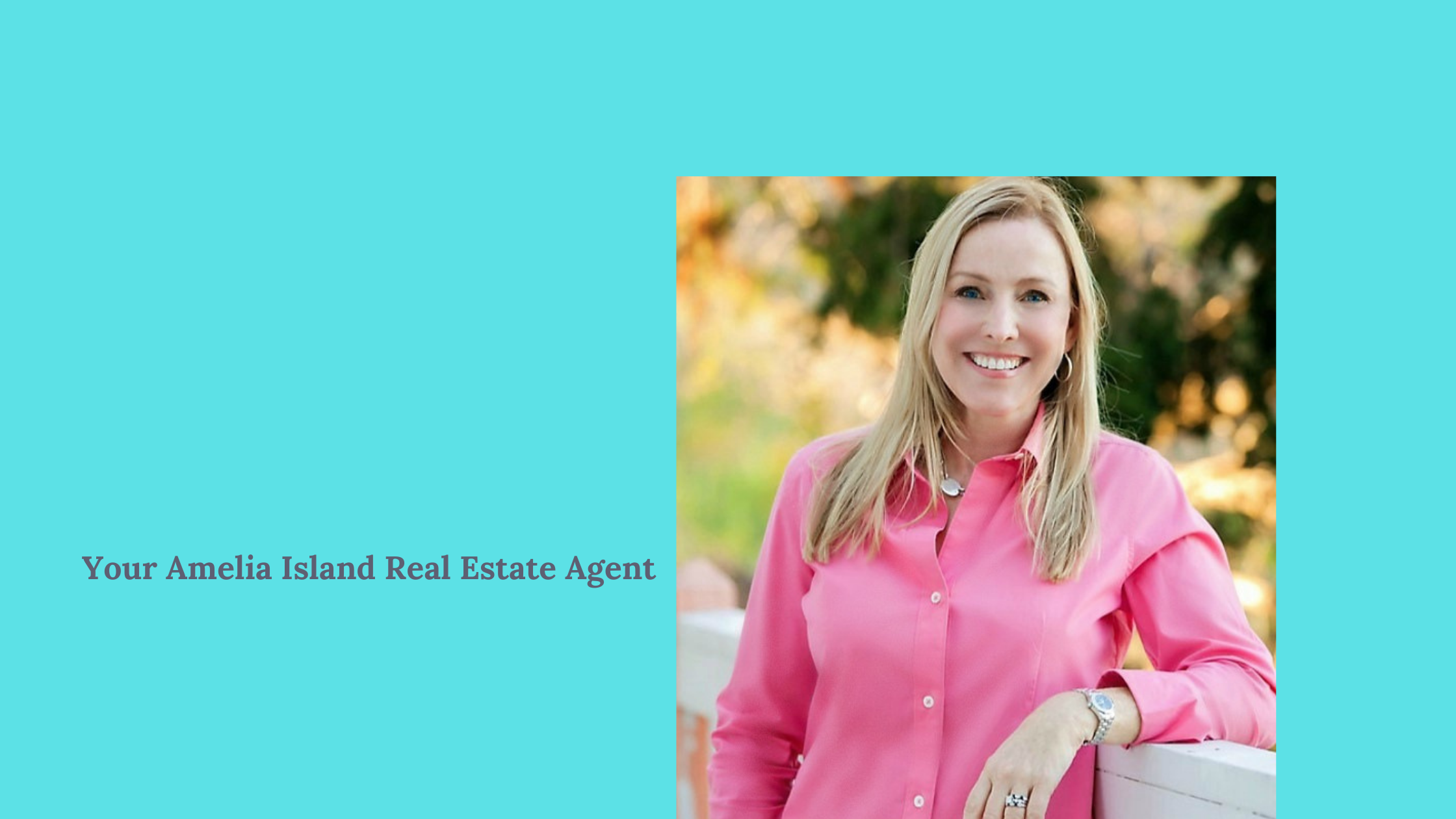 Amelia Island Real Estate Newsletter  Presented by  Capprice Kitchen