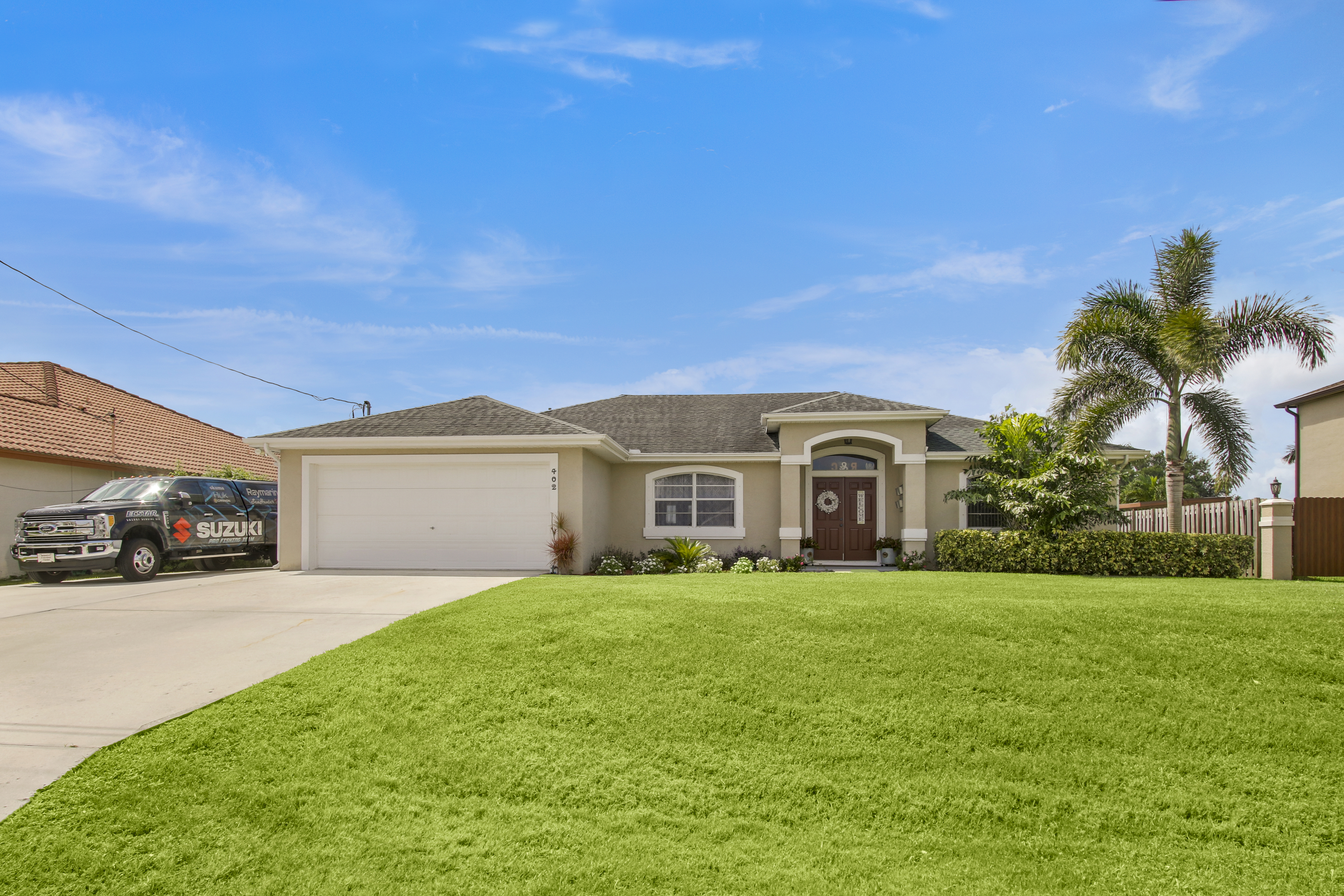 Just Listed: Beautiful & Immaculate Pool Home in Port St Lucie!