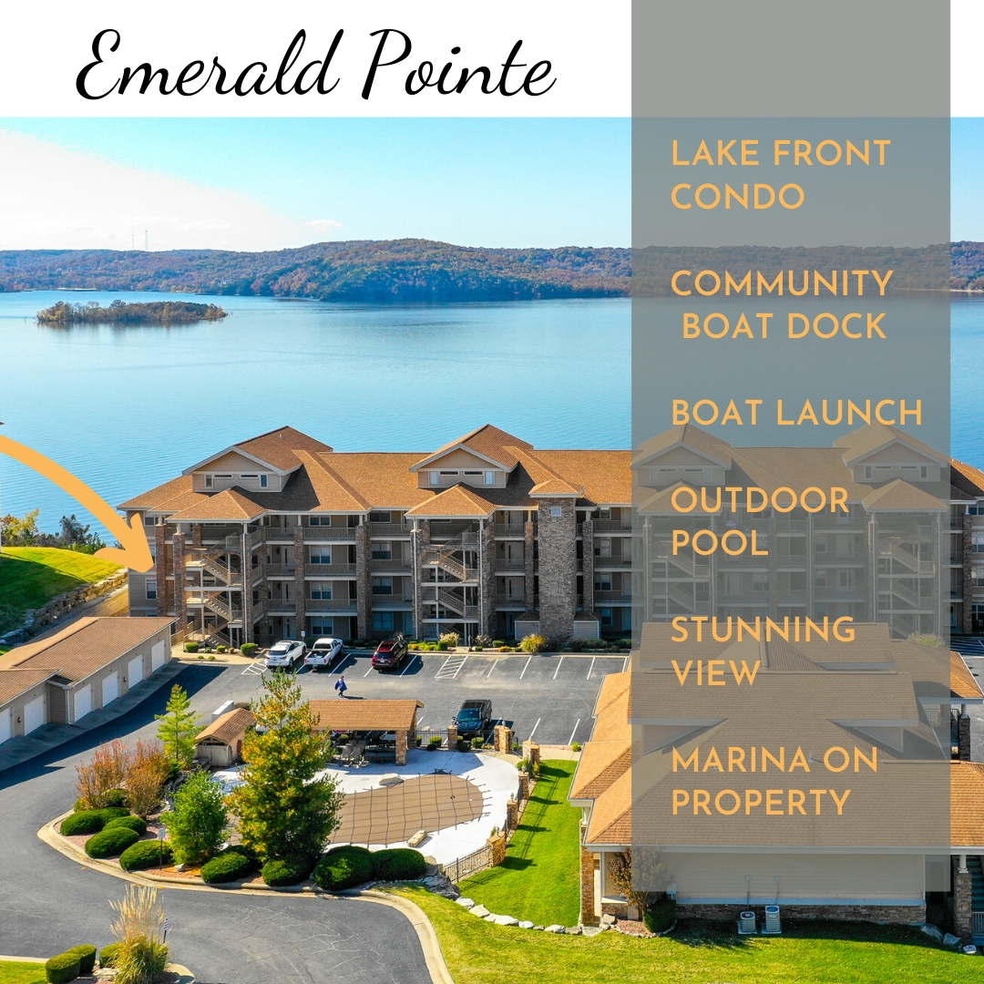 TABLE ROCK LAKE REAL ESTATE | Lakefront Condo | MLS #60151460