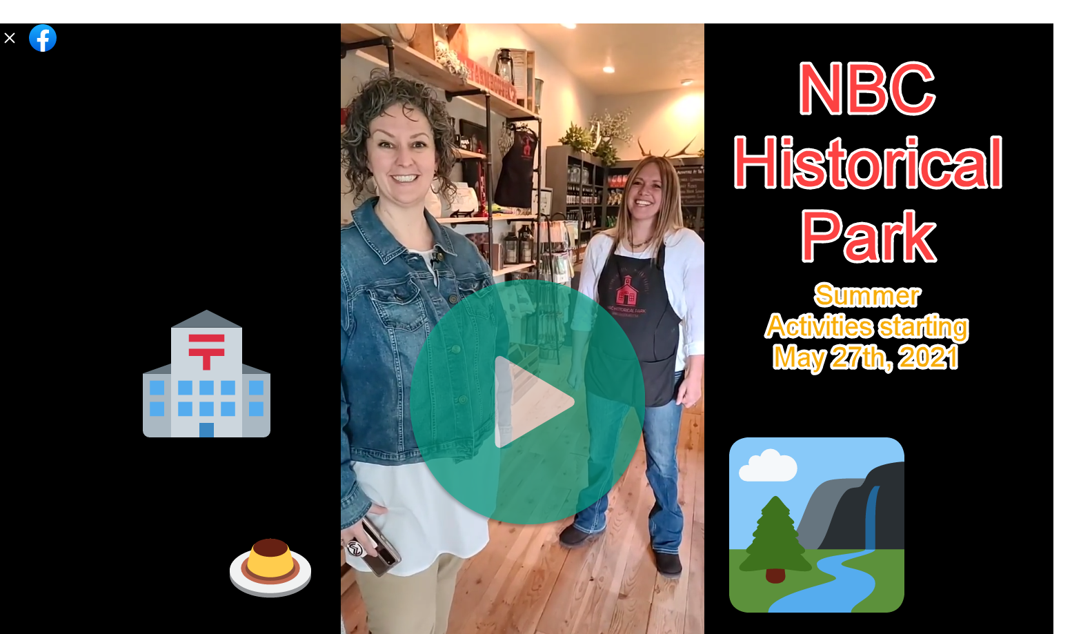 The Knowsy Neighbors Visit NBC Historical Park!