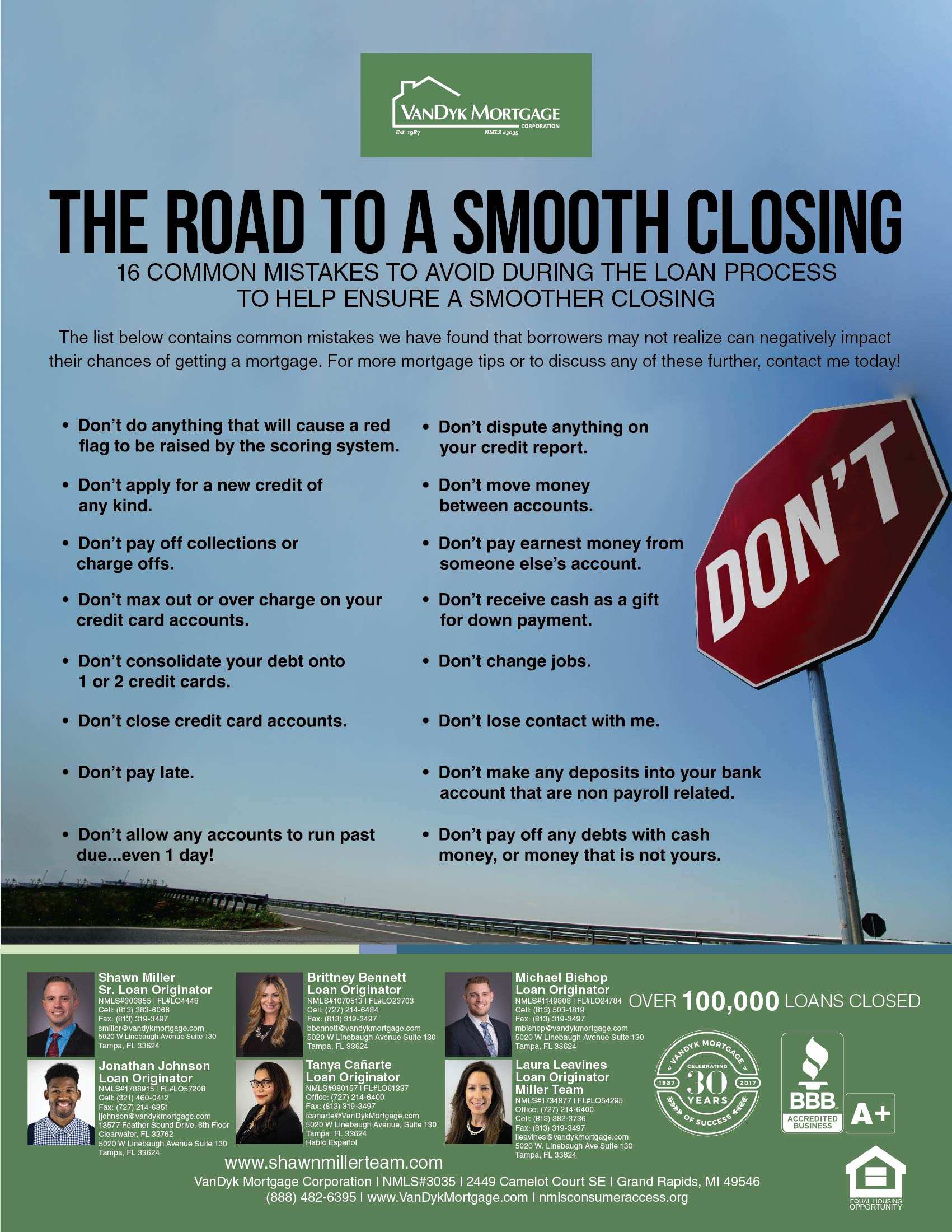 The Road to a Smooth Closing Miller Team 11.15.19.jpg