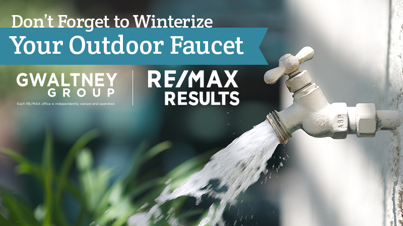 How To Winterize Your Outdoor Faucets