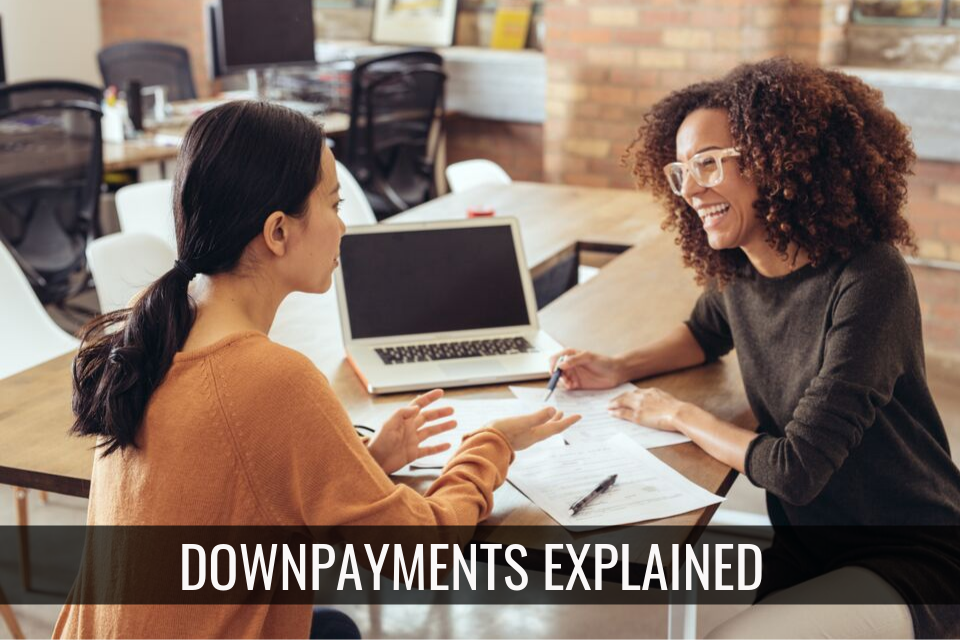 Down payments Explained