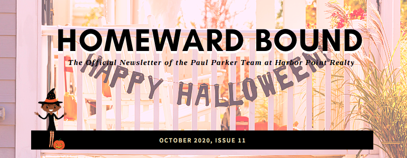 October Homeward Bound Newsletter