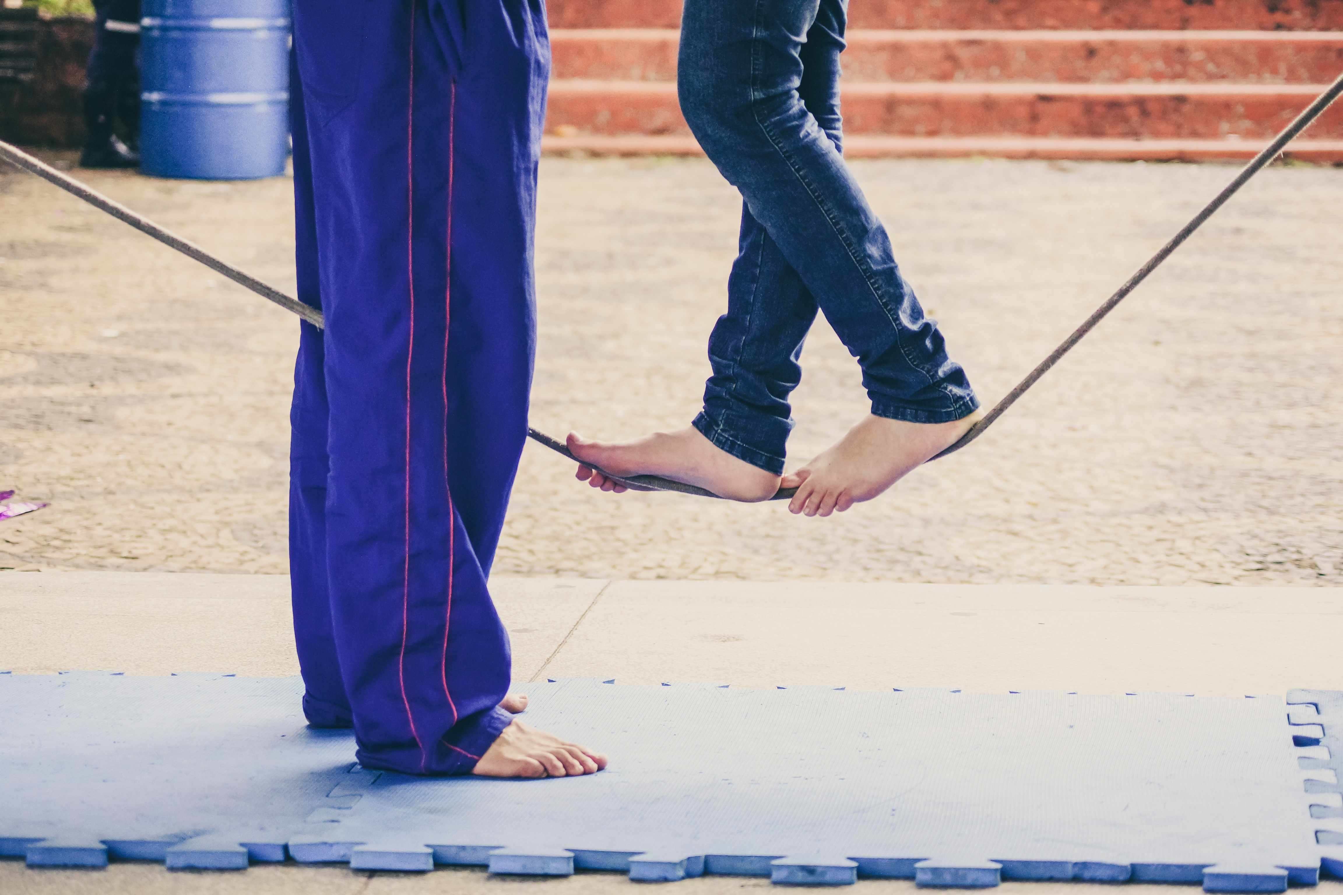 Tightrope Walking