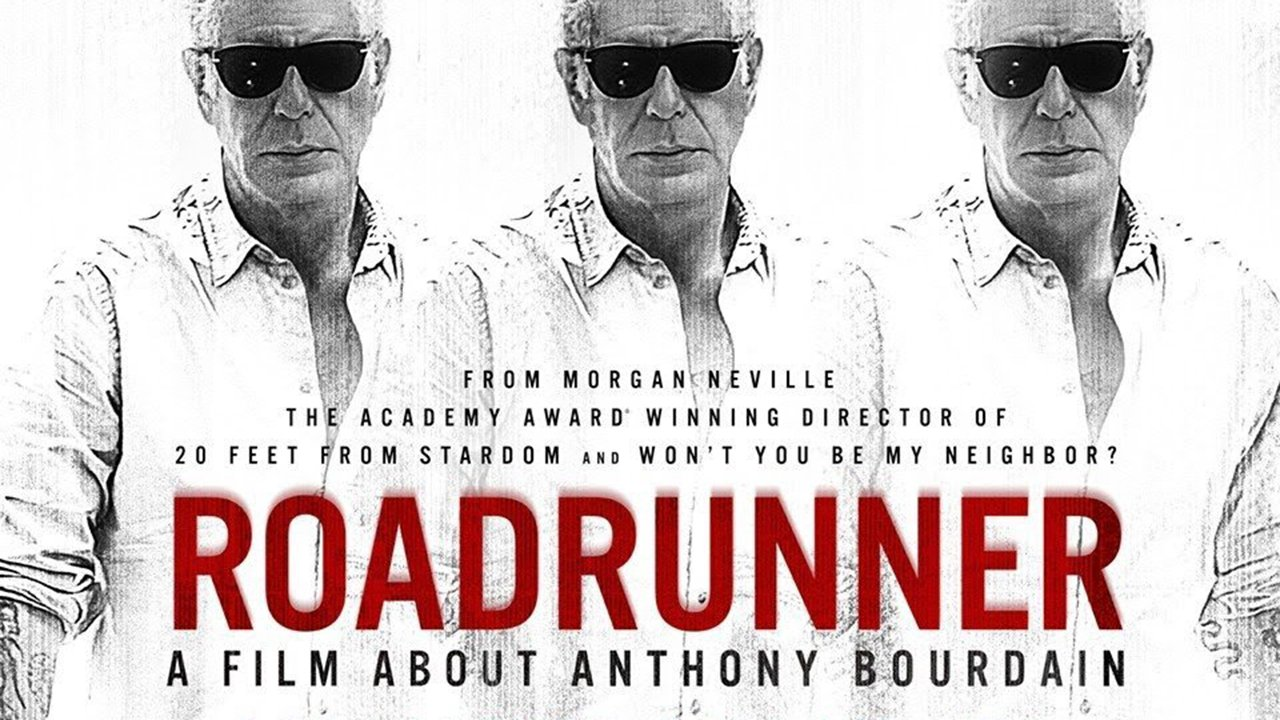 EVENTSLOFT CINEMA & LOCAL FOOD TRUCKS TEAM UP FOR SCREENINGS OF 'ROADRUNNER: A FILM ABOUT ANTHONY BOURDAIN'