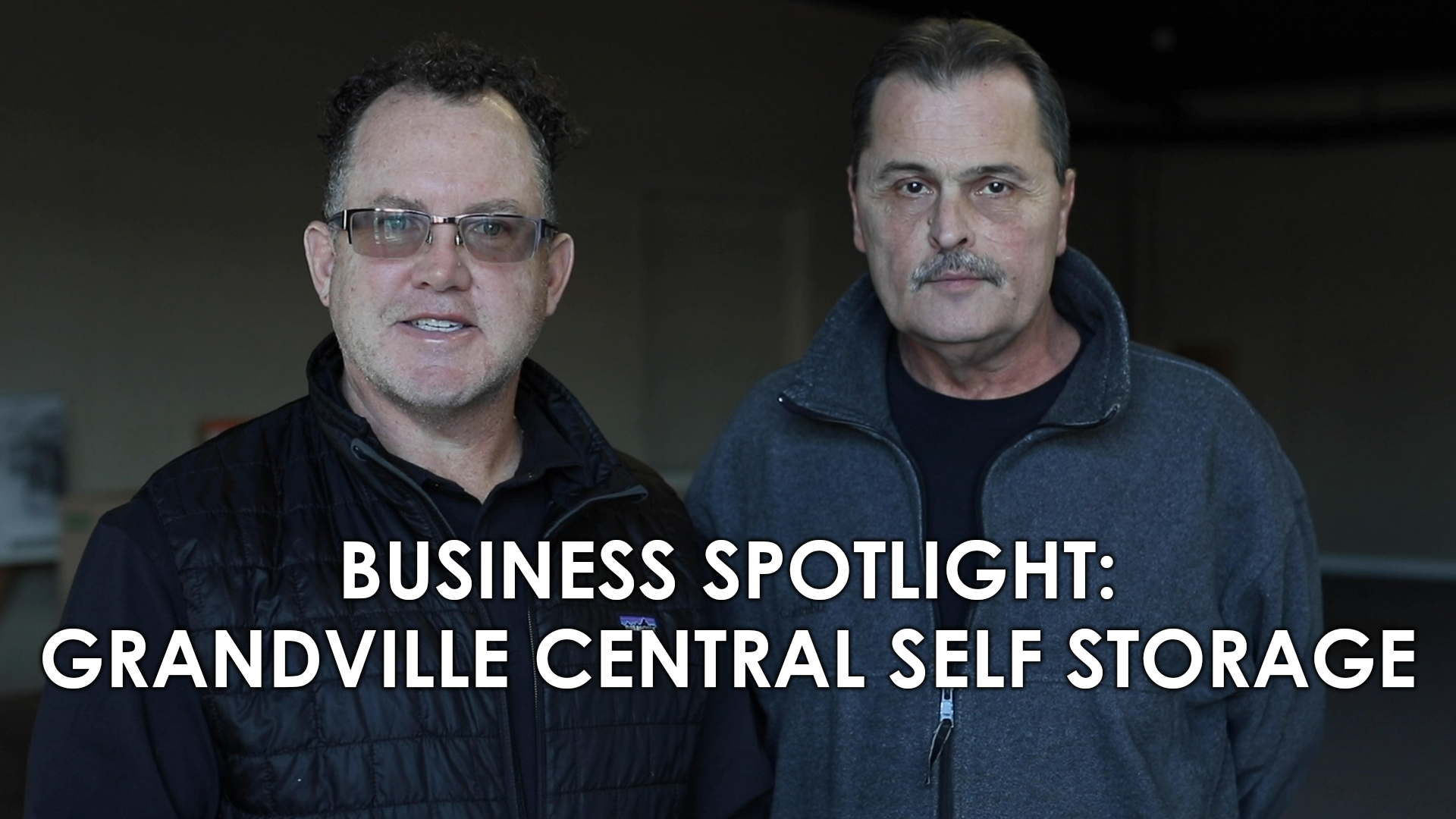 A Conversation With Jack McCormick From Grandville Central Self Storage