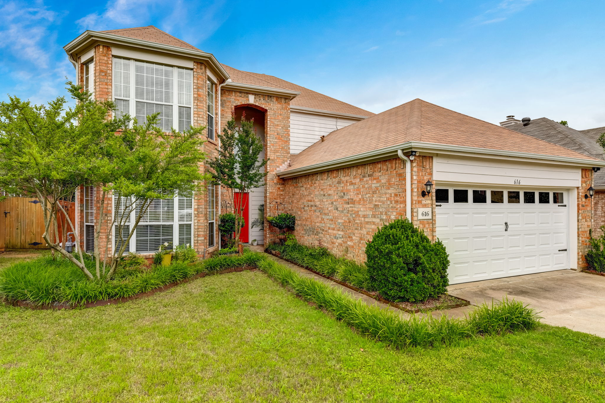 Just listed in Lake Dallas