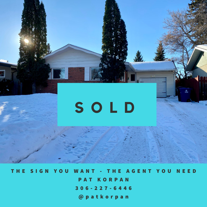 Just Sold!!