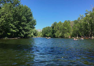 A Guide to Floating the Boise River