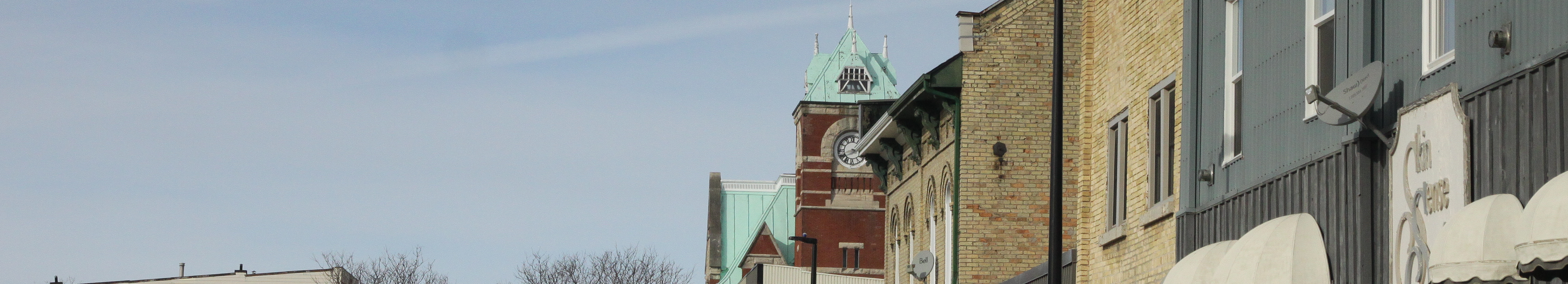 STRATHROY: AN ACTIVE AND THRIVING COMMUNITY WEST OF LONDON, ONTARIO