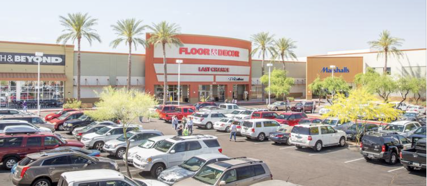 Washington, D.C. real estate investor enters Valley by acquiring 2 retail centers