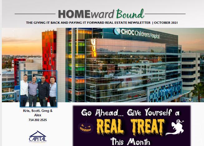 Homeward Bound October 2021