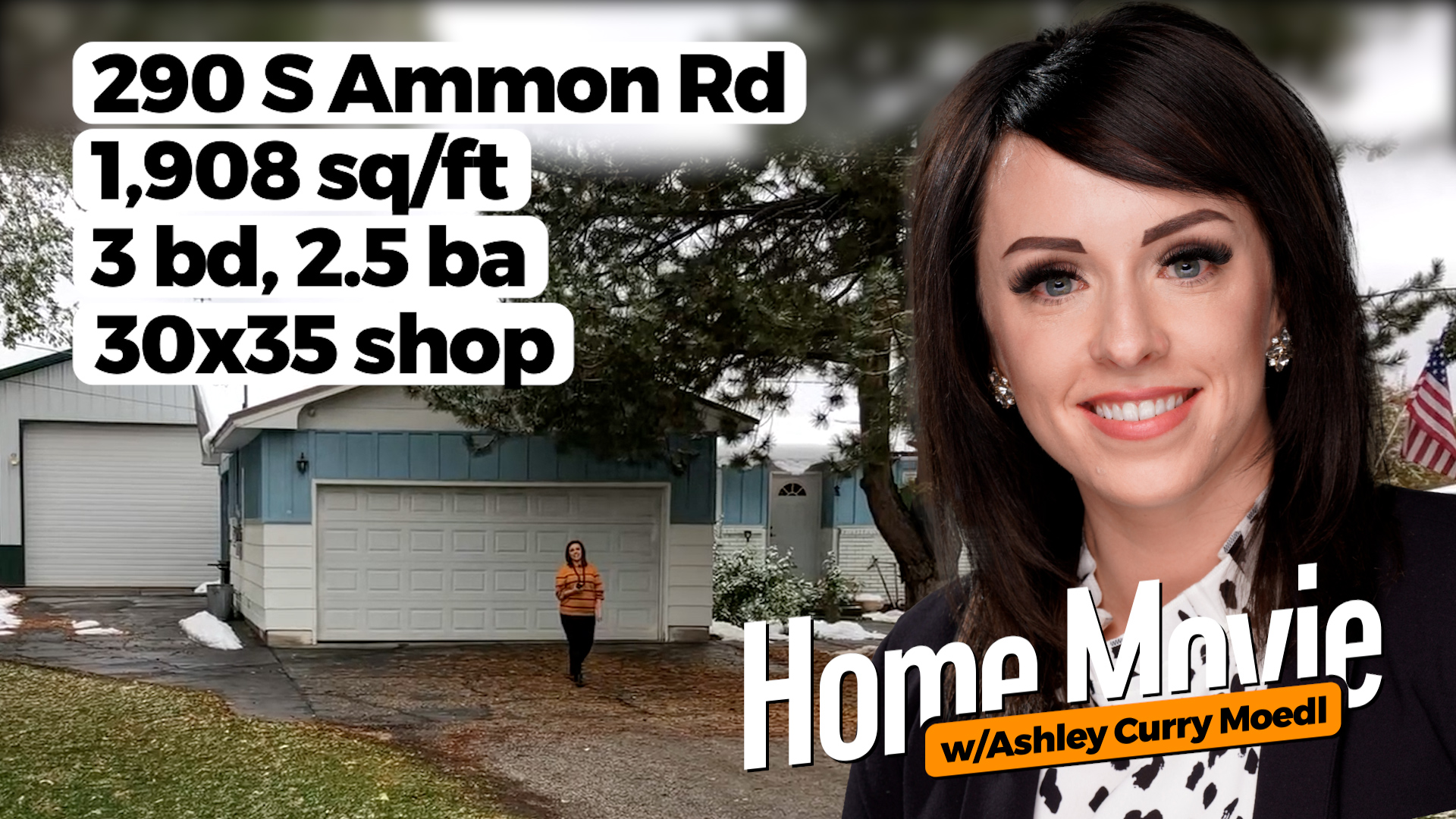 NEW TO THE MARKET! 290 S Ammon Road in Ammon, Idaho!