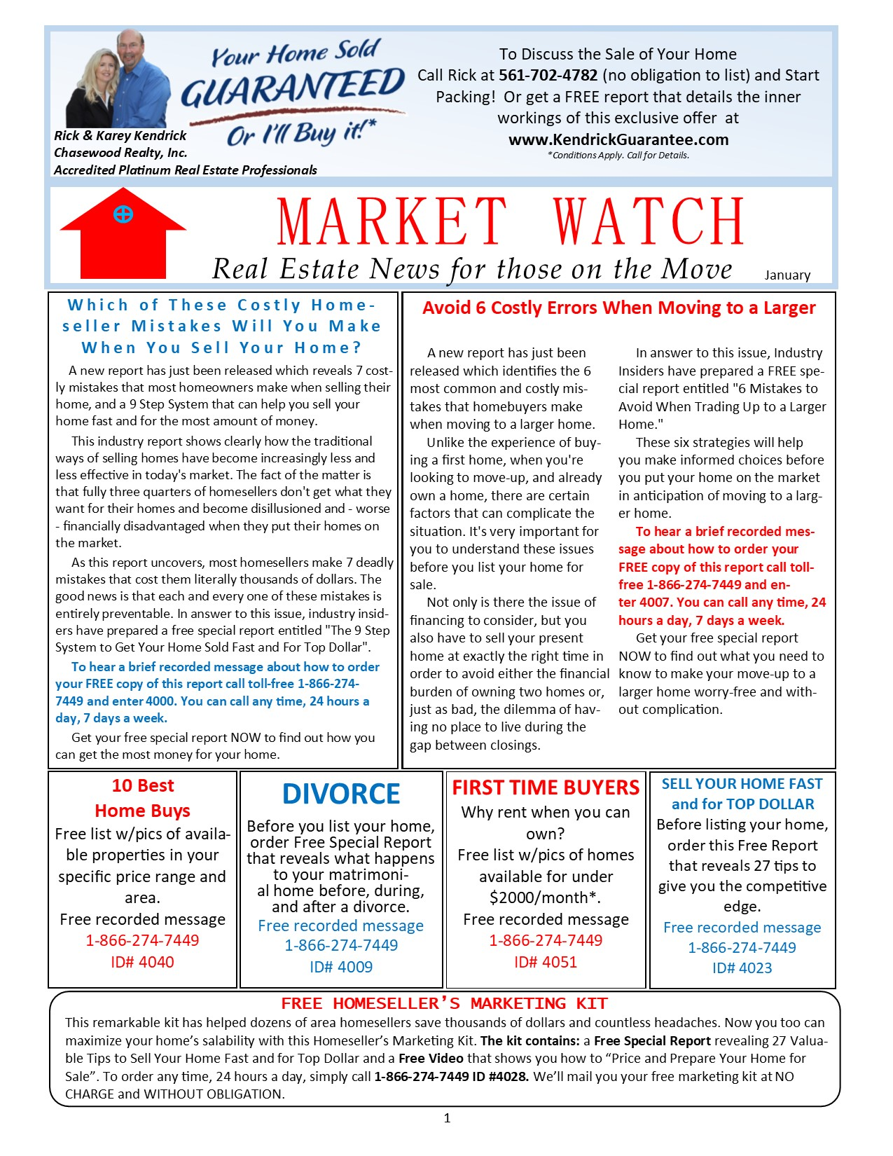 Market Watch Newsletter January 2020