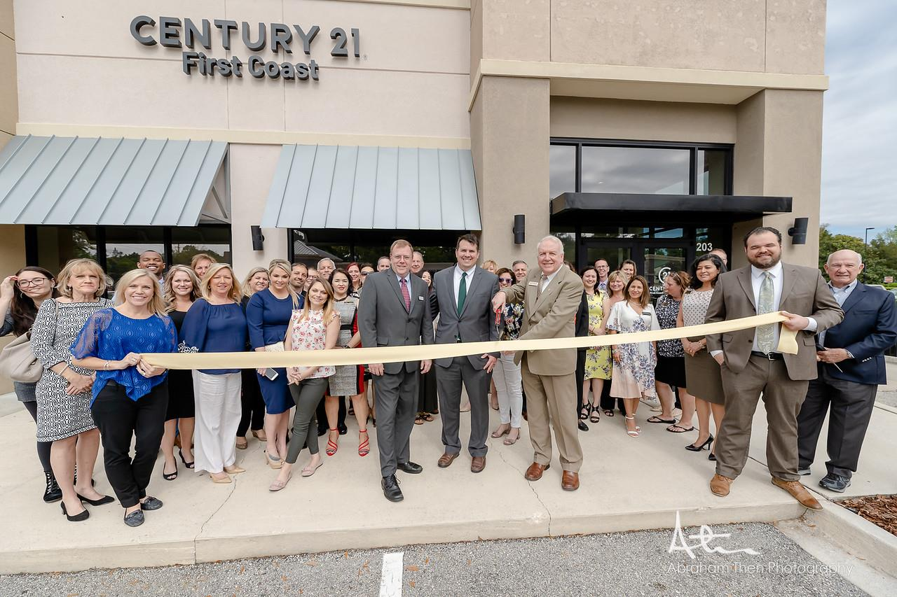 Century 21 First Coast Grand Opening in Ponte Vedra