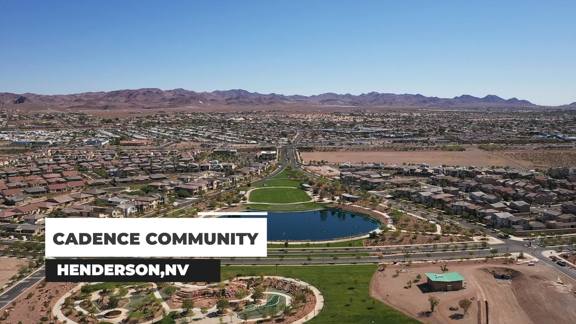 Cadence Master Planned Community
