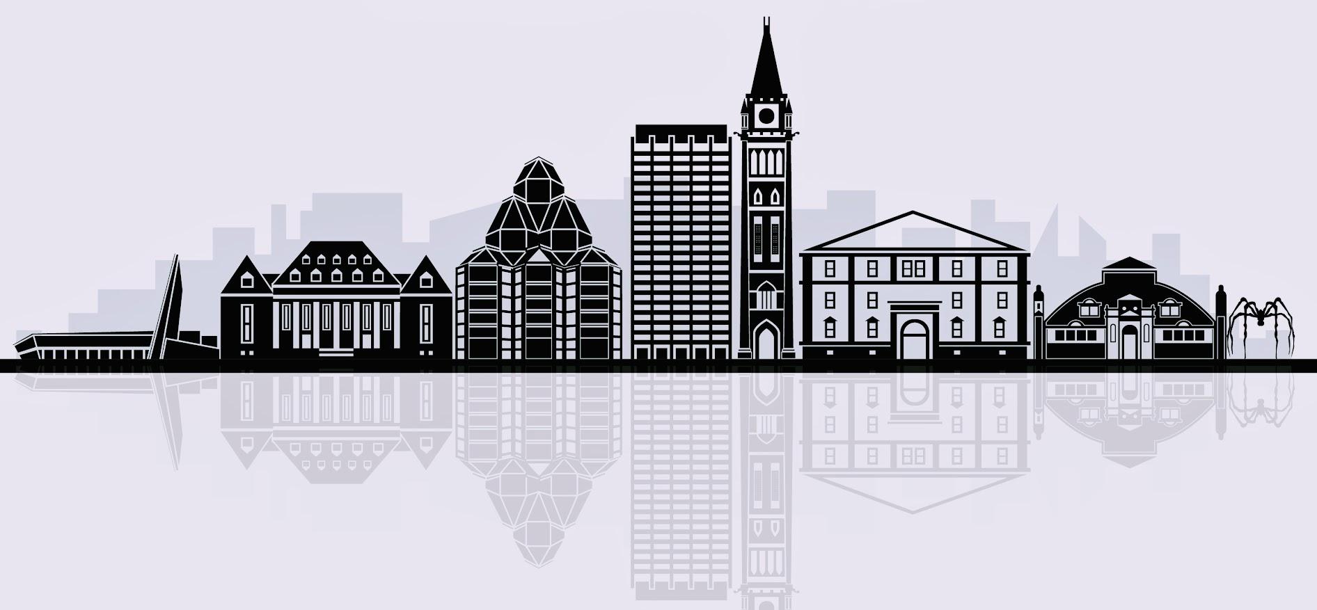 Ottawa, Skyline, Buildings,