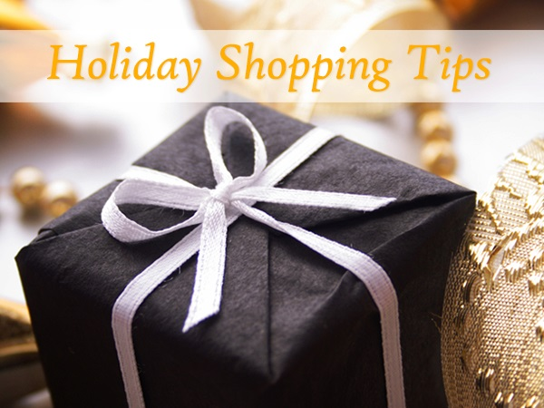 Great Holiday Shopping Tips!