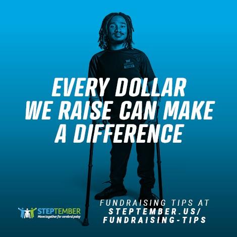 Donate STEPtember