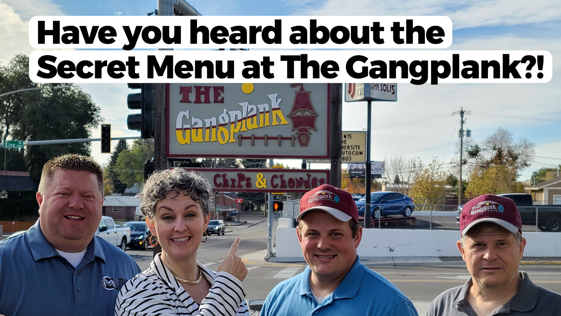 The Knowsy Neighbors visit The Gangplank!